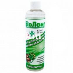 Средство для дезинфекции БиоЛонг концентрат 100% 250 мл