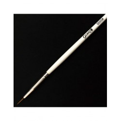 Кисть для рисования №0000 дерево ручка