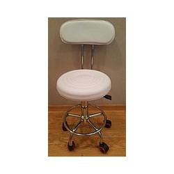 стул для клиента с повдставкой для ног В371