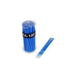микробраш для ресниц MA-100 синий
