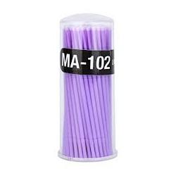 микробраш для ресниц MA-102 сирень