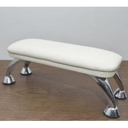 подлокотник для маникюра на ножках металл