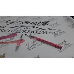 закругленная кисть № 3 складная стразы ручка
