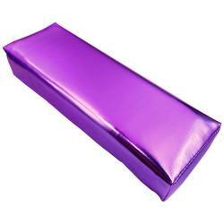 Подушка кожа цветная гламурная код 501