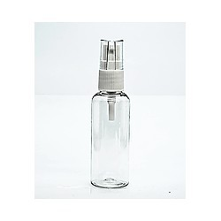 тара пустая бутылка с распылителем 80гр уп.12шт