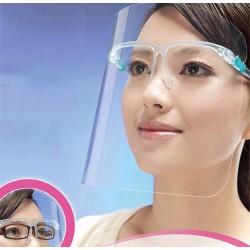 Защитные очки-экран для мастера маникюра и педикюра