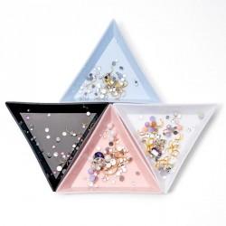 лоток -треугольник для страз и декора
