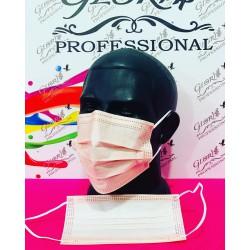маска 3-слойная уп.50шт