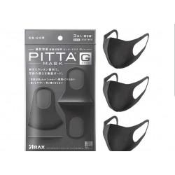 маска для лица черная угольная PITTA
