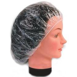 шапка для душа полиэтиленовая (уп. 100 шт)