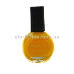 Лак-краска для стемпинга Kand Nail №2, цвет - желтый