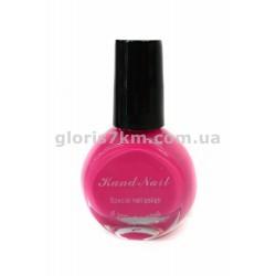 Лак-краска для стемпинга Kand Nail №6, цвет - розовый