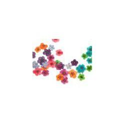 Сухоцветы для декора ногтей